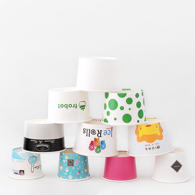Bát đựng canh giấy thiết kế đẹp thu hút người tiêu dùng