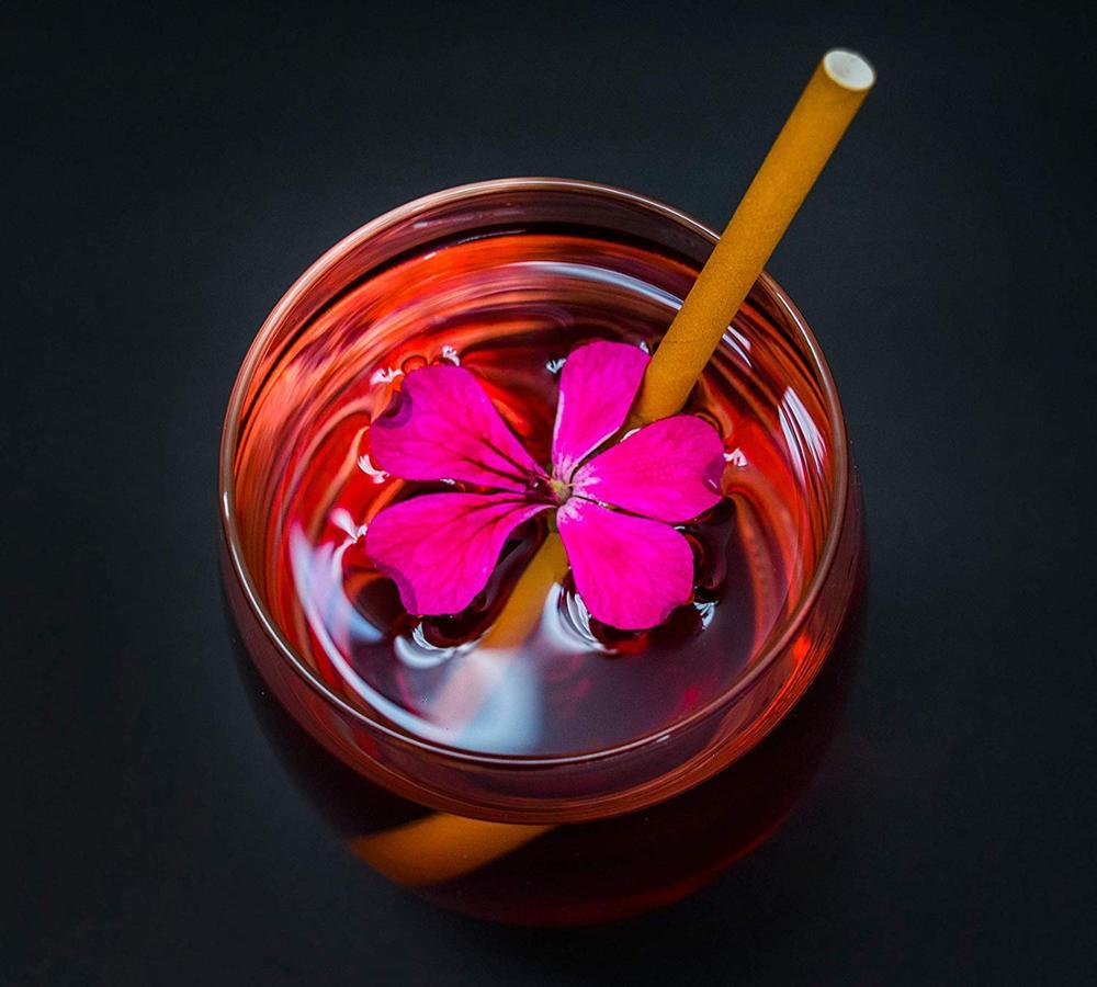 Ống hút giấy 6mm dành cho uống trà và cafe